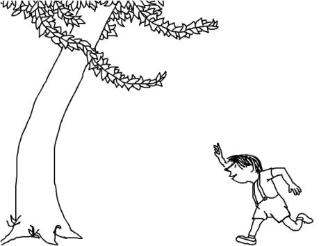shel silverstein coloring pages   The giving tree – Shel SilverStein   Today